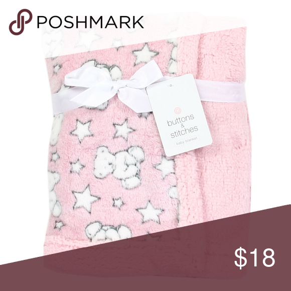 Soft Teddy Bear Printed Sherpa Baby Blanket Brand New Firm Pricing Please Bundle For Savings Sherpa Baby Blanket Soft Teddy Bear Bear Print