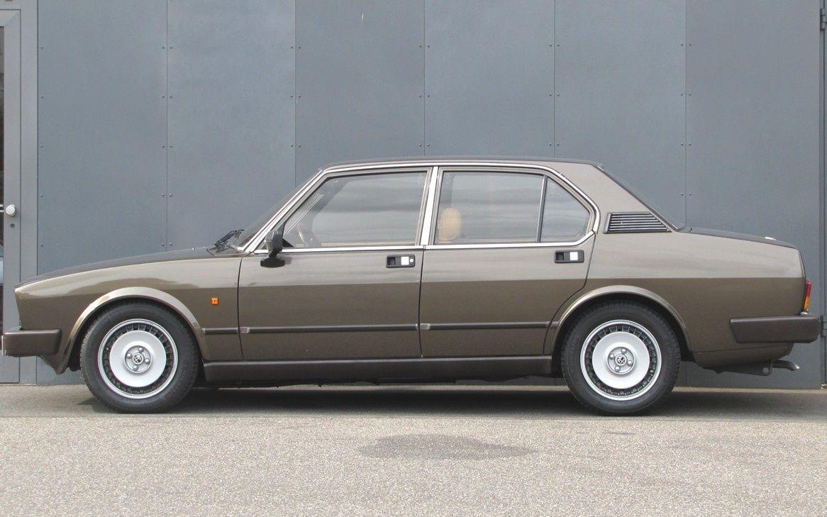 1983 Alfa Romeo Alfetta Automobile Auto Alfa Romeo