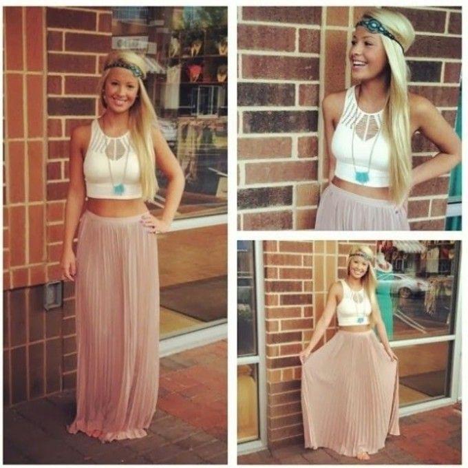summer maxi dresses tumblr - Google Search | Summer Dresses ...