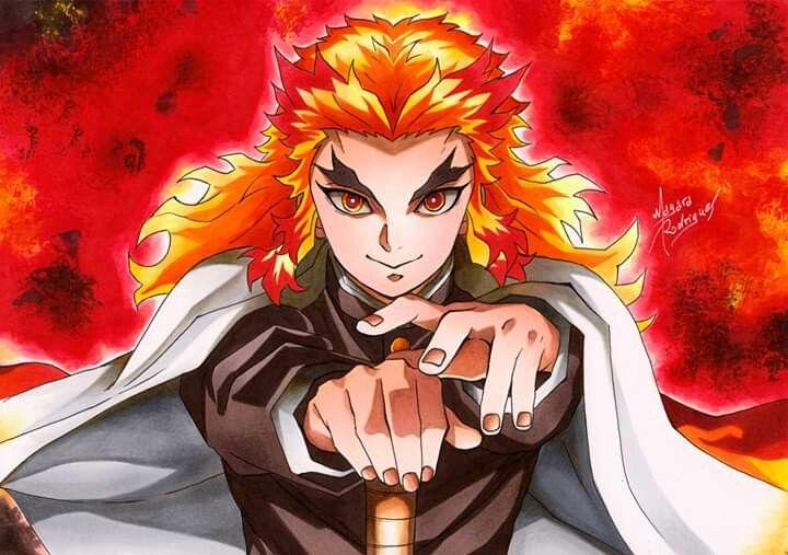 Pin by danyael on demon slayer anime anime