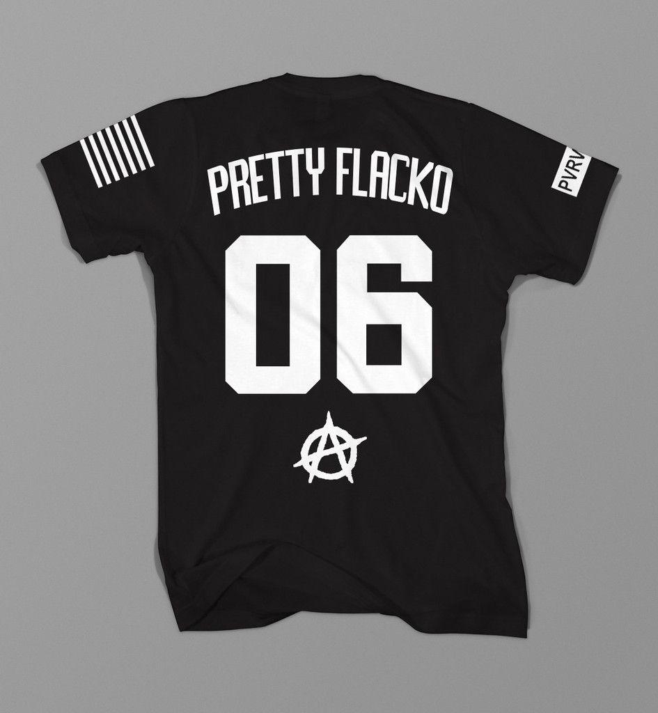 89785e66f607 Asap Rocky Multiply Pretty Flacko T Shirt | Clothing | Shirts ...