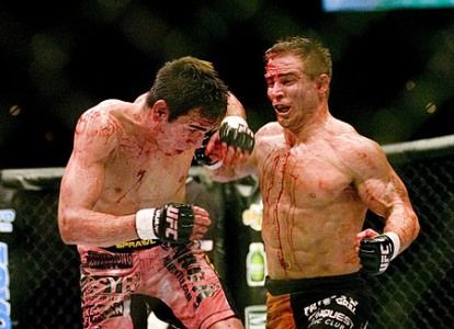 Sean Sherk Vs Kenny Florian Very Exciting Bloodiest Ufc Fights Ufc Titles Ufc Mma
