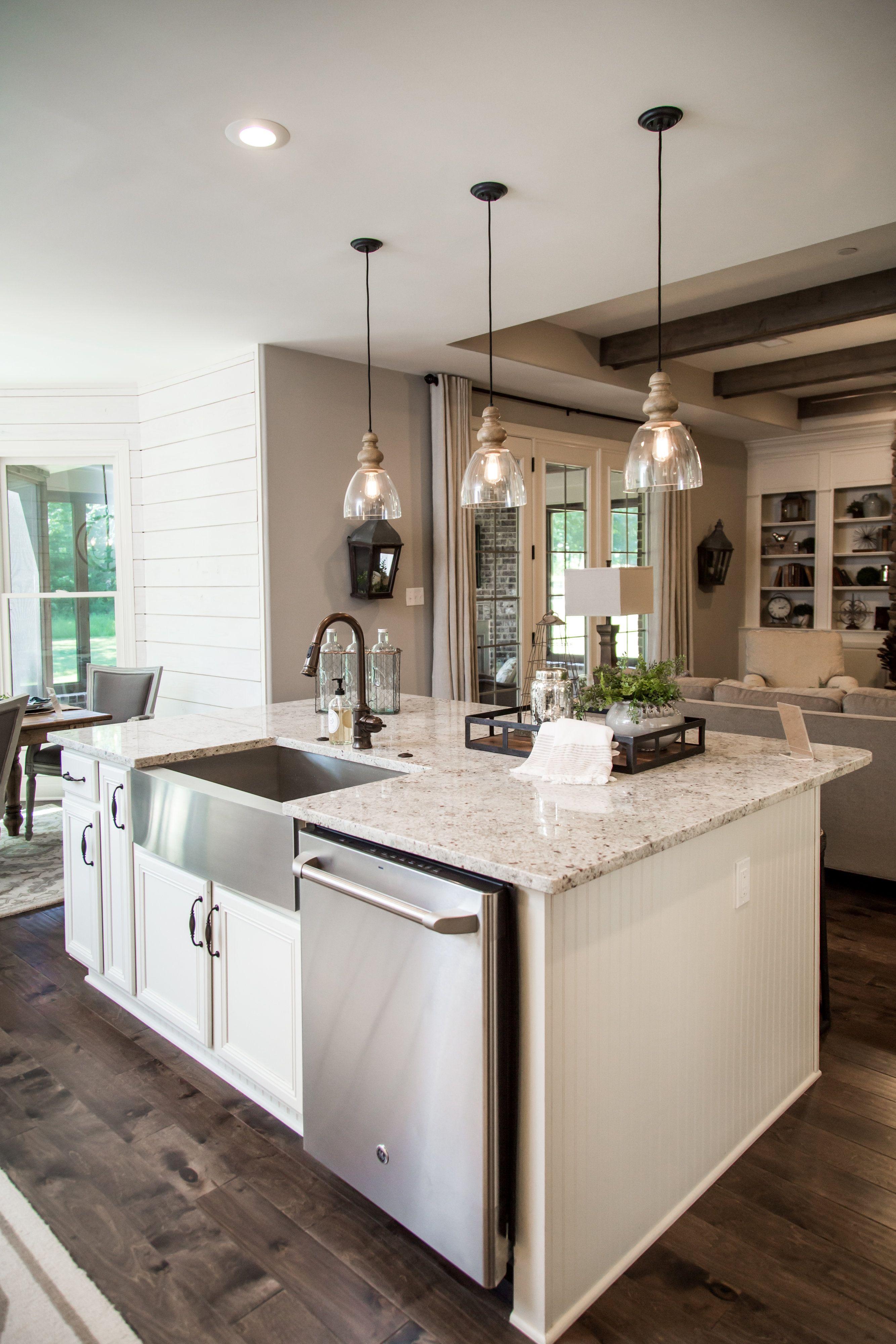 Shaw's Creek Designer Model  Winstead Plan  Photo Gallery Interesting New Model Kitchen Design Design Inspiration