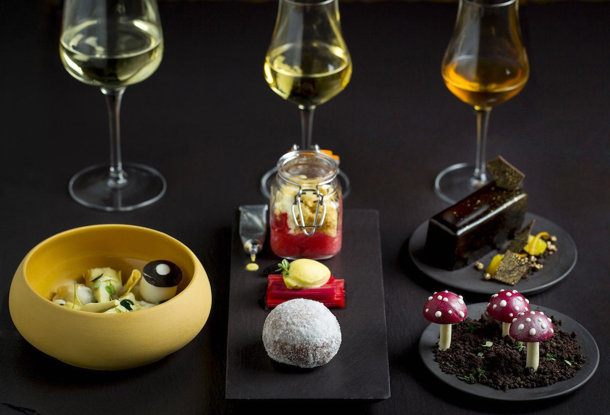Here's what's on the menu at London's first dessert restaurant - http://www.thelivefeeds.com/heres-whats-on-the-menu-at-londons-first-dessert-restaurant/