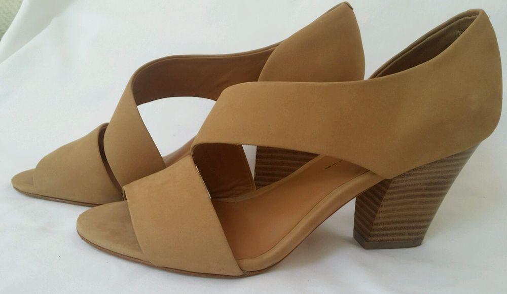 3 Leather Suede Aerin 12 Tanbeige Ladies 6 Size 5m Sandals Cativin zpjSUGqVLM