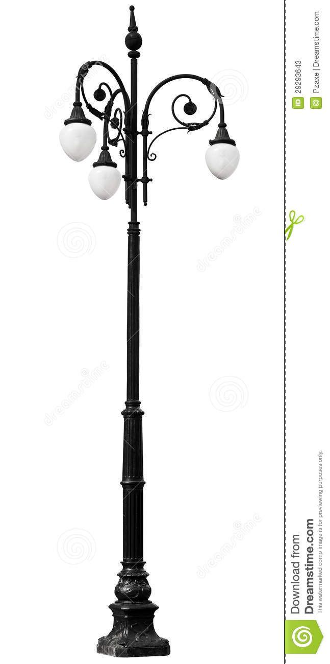 Victorian Lamp Post Related Keywords  for Street Lamp Post Vector  111bof
