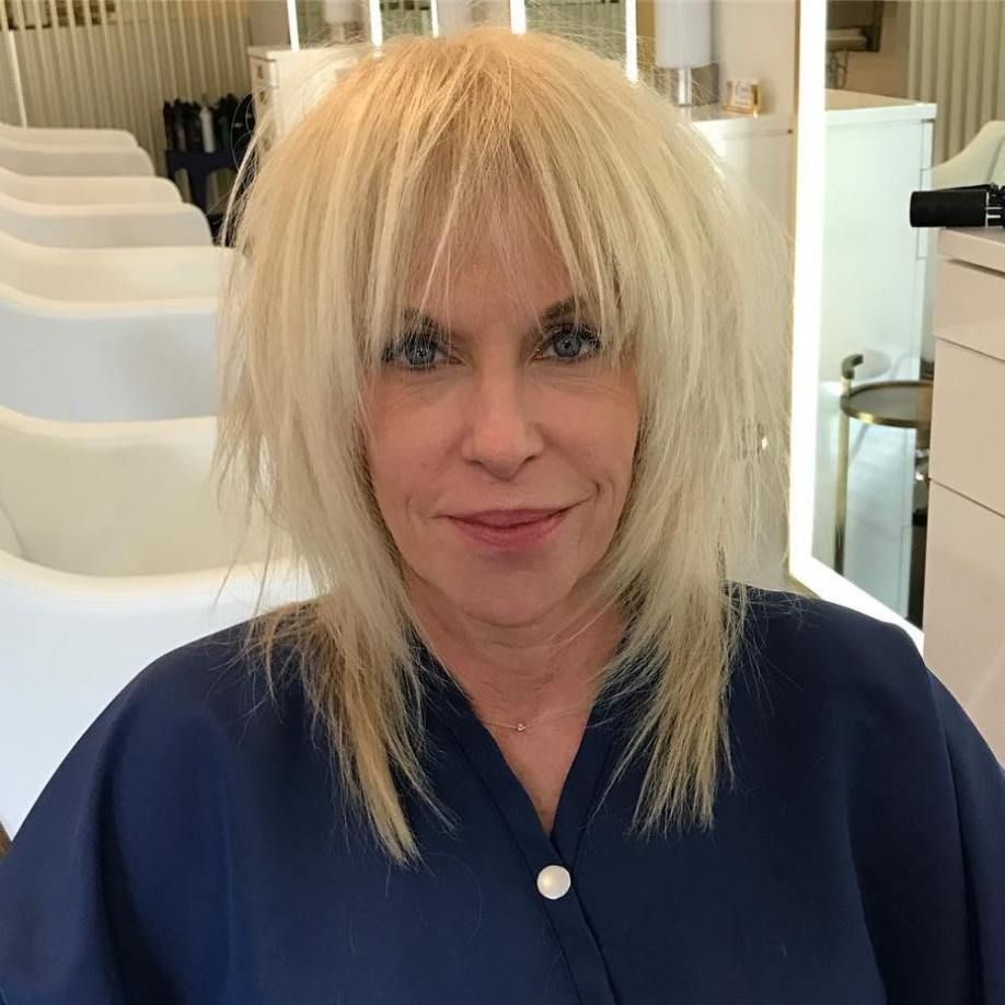 Top coolest hair styles for women over haircuts bangs and