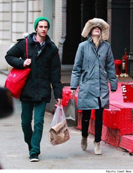 Rita Ora and Andrew Garfield Are Reportedly Dating - elle.com