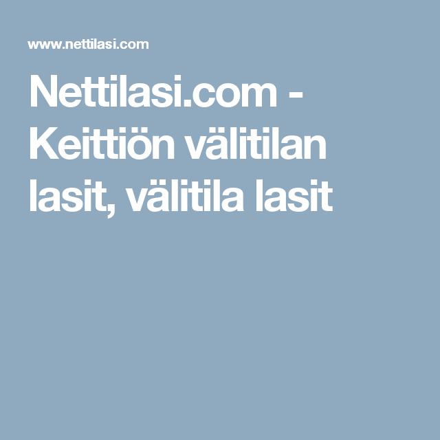 Nettilasi.com - Keittiön välitilan lasit, välitila lasit