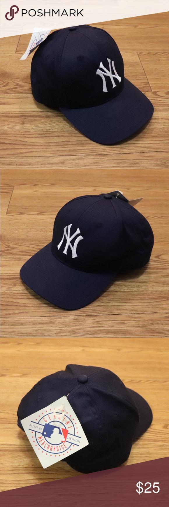 Vintage New York Yankees Snapback Hat Vintage  13d7b453b09