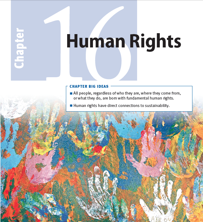 """Chapter 16: Human Rights in """"Exploring Global Issues ..."""