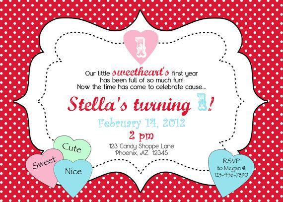 valentines invites