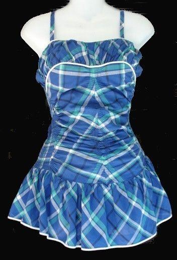 df5d289462 1950 s bathing suit