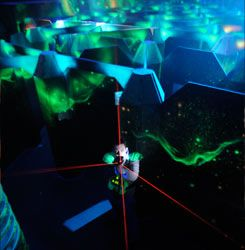 Q Zar Laser Tag On Long Island One Of My Personal Favorite Waypoint Sites So Much Cool Content And Yes That S Me In Th Laser Tag Laser Tag Party Lazer Tag