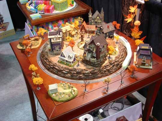 halloween n-scale | Halloween | Pinterest | Scale, Model train ...
