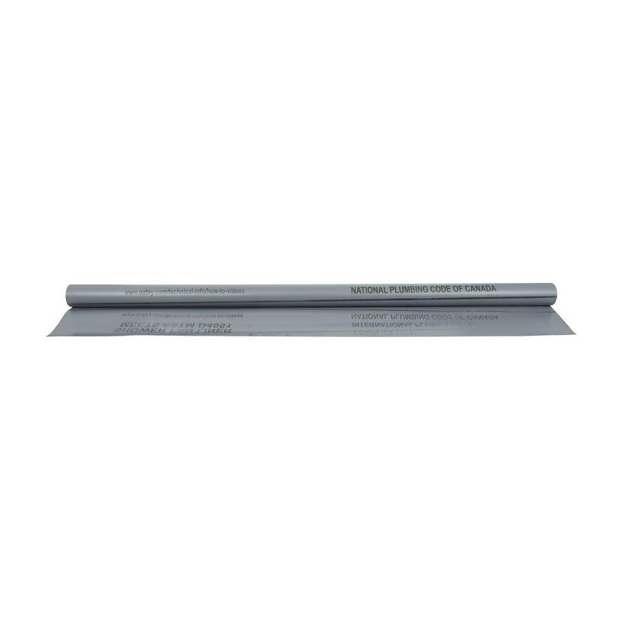 Oatey Gray Polypropylene Shower Pan Liner With Images Shower