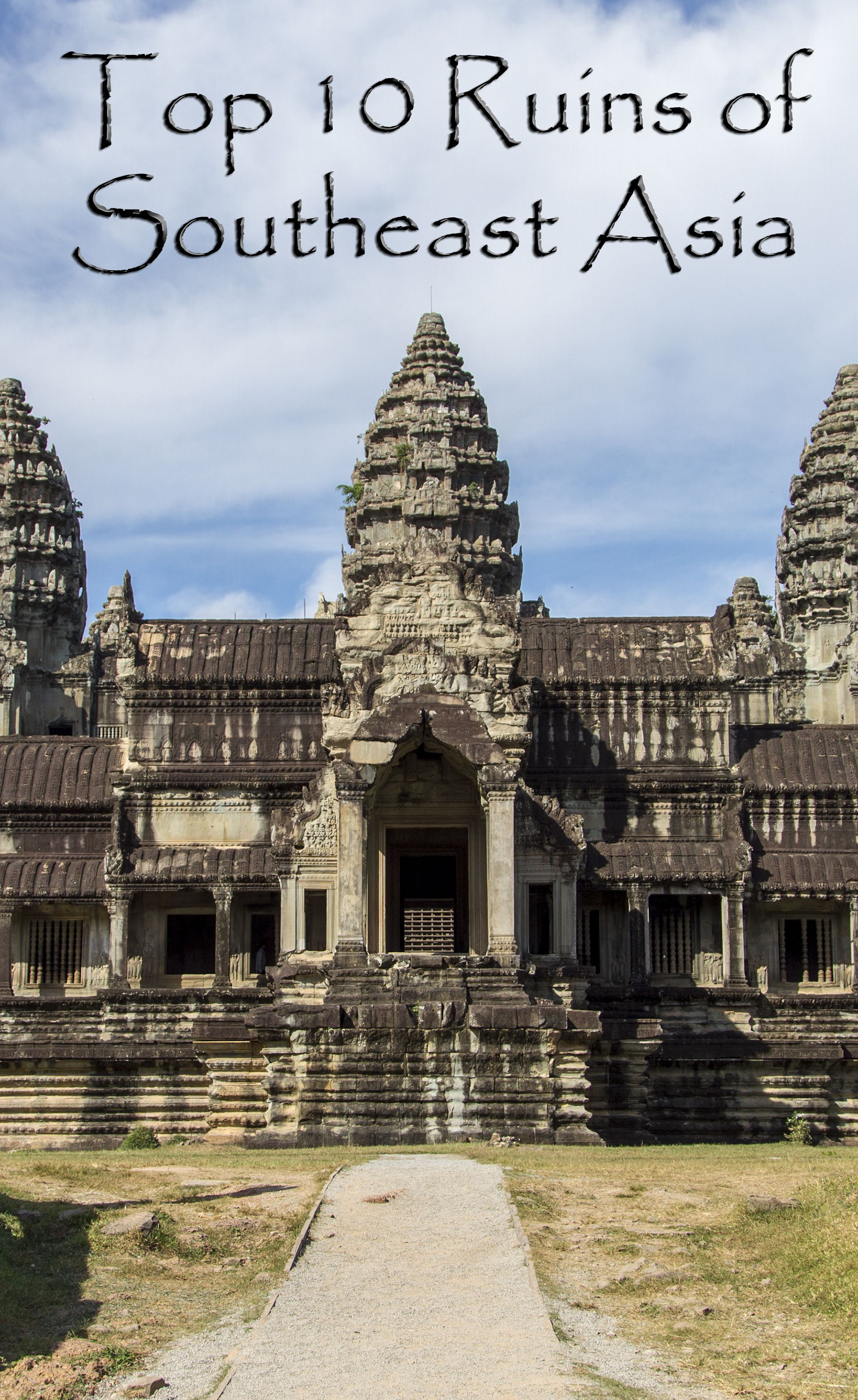 10 temples of Southeast Asia