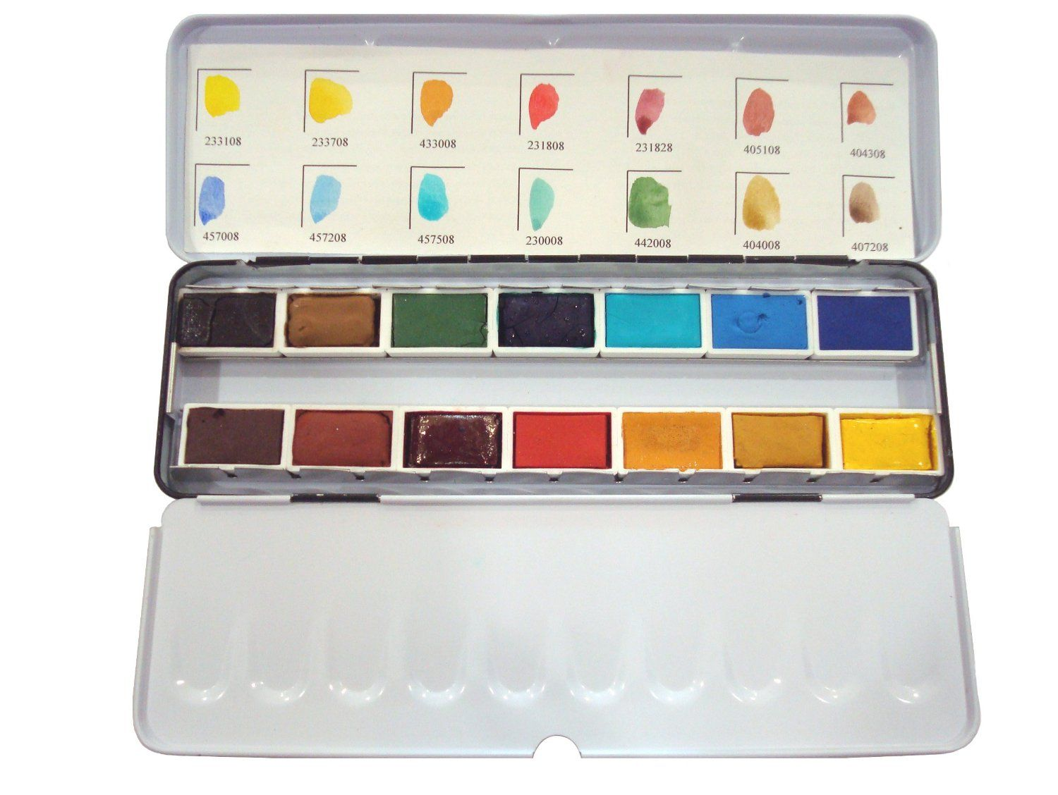 Amazon Com Kremer Pigments Watercolor Set I Arts Crafts