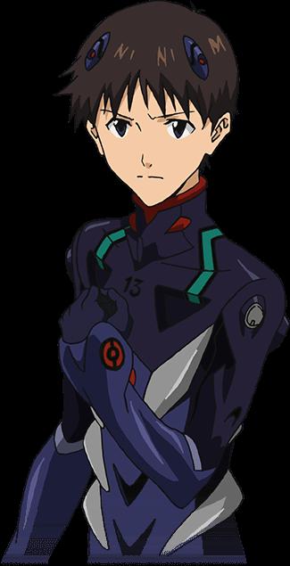 Shinji Ikari Gallery Evangelion Fandom Neon Genesis Evangelion Evangelion Anime Sketch