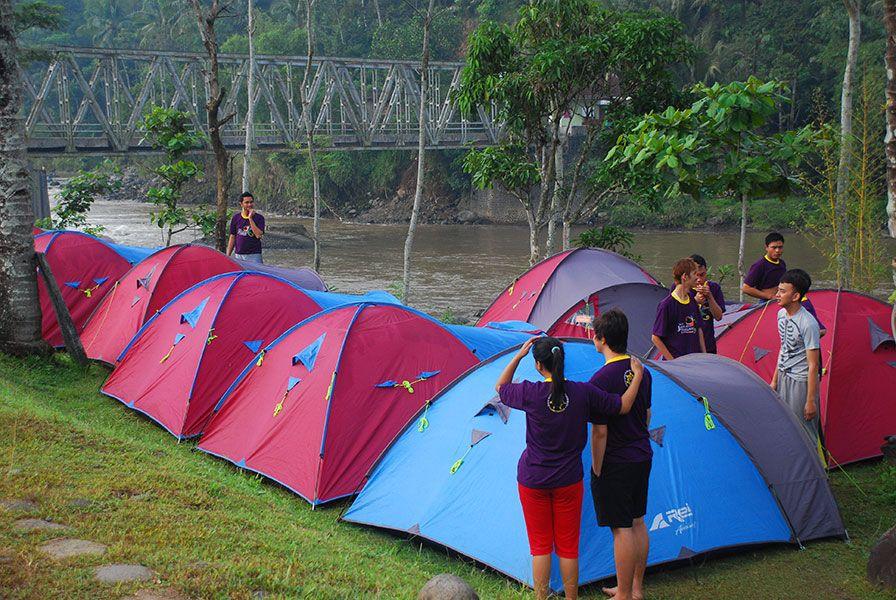 Paket River Camping