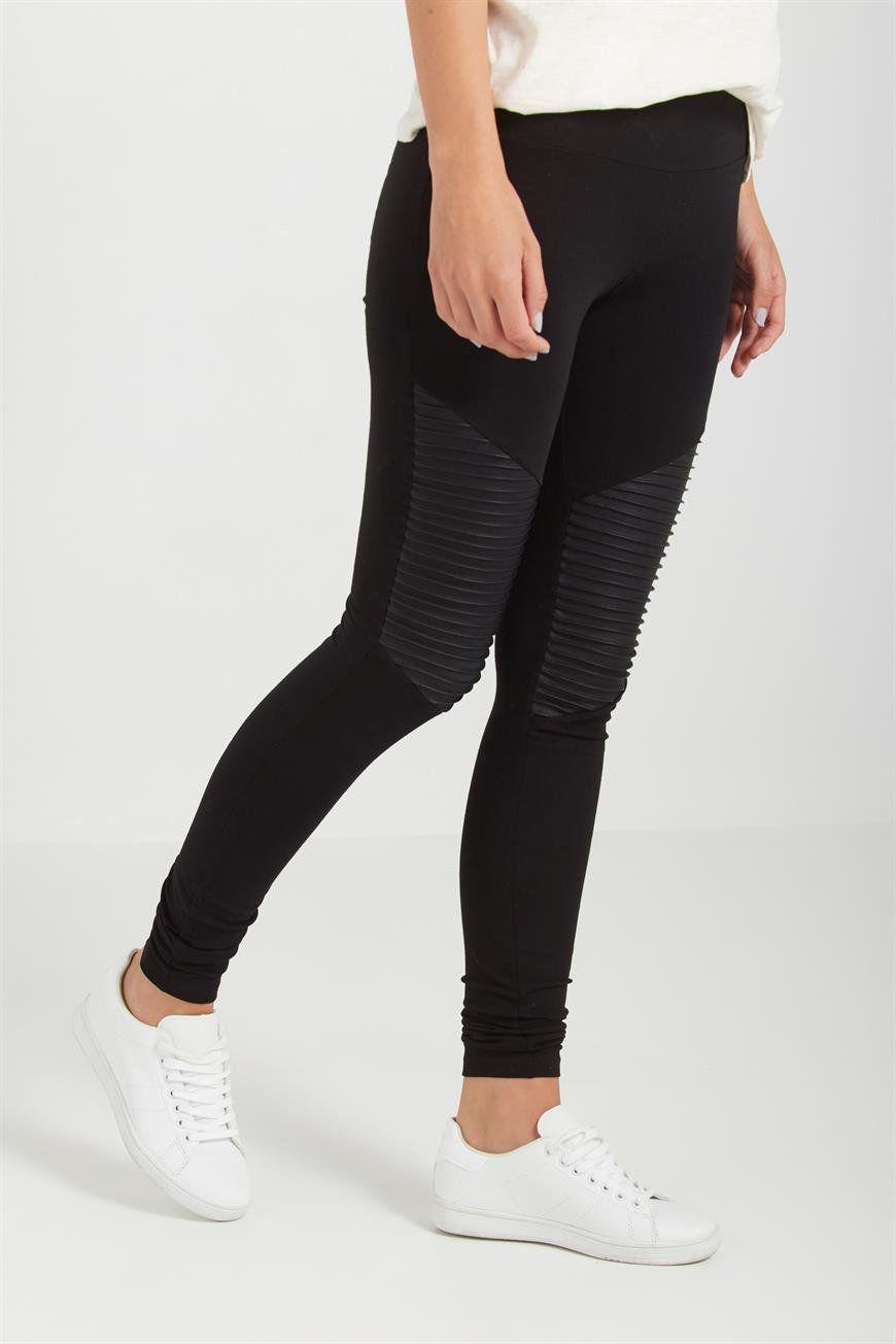 Cotton On Women Dakota Detail Legging 14 95 Pants For Women Leggings Are Not Pants Winter Fashion Casual