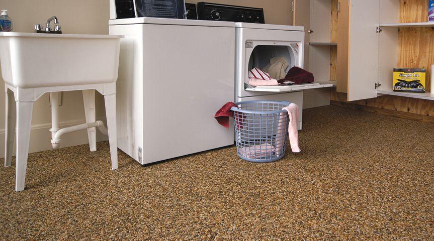 Beautify your concrete floor nature stone flooring