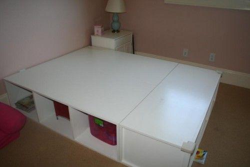 Diy Pretty Practical Platform Bed That S Vandy Diy Platform Bed Platform Bed Plans Diy Crafts For Bedroom