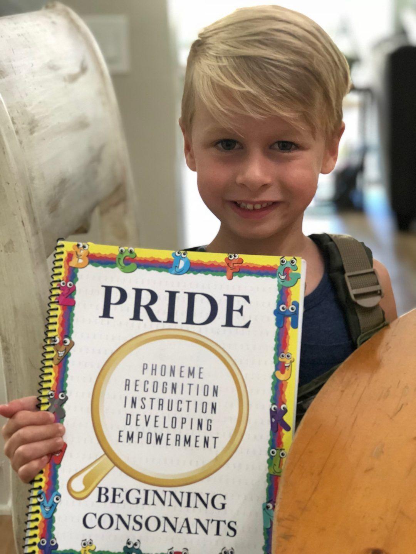 Pride Beginning Consonants