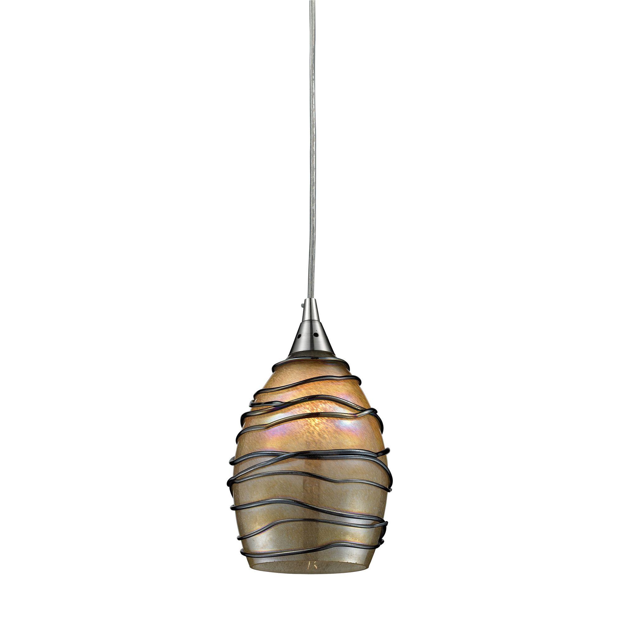 Elk lighting freeport light pendant u reviews wayfair kitchens