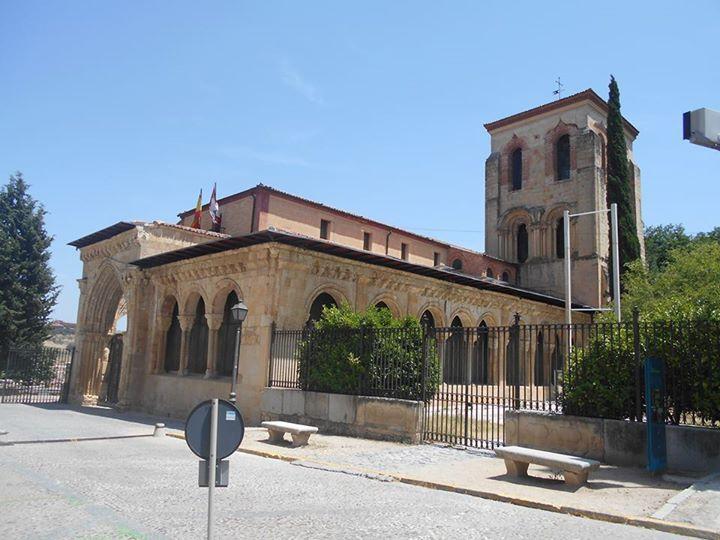 Iglesia de San Juan de los Caballeros ( Museo Ignacio Zuloaga )