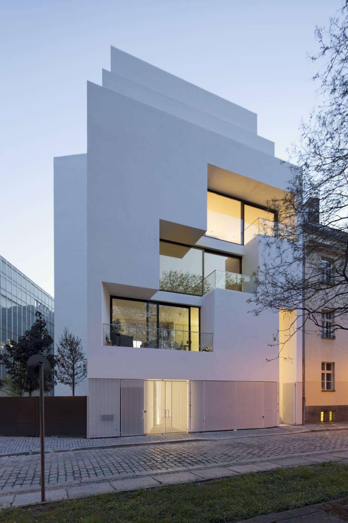 Endlich die idee f r 39 s traumhaus 7 moderne h user zum for Innenraumdesign studium
