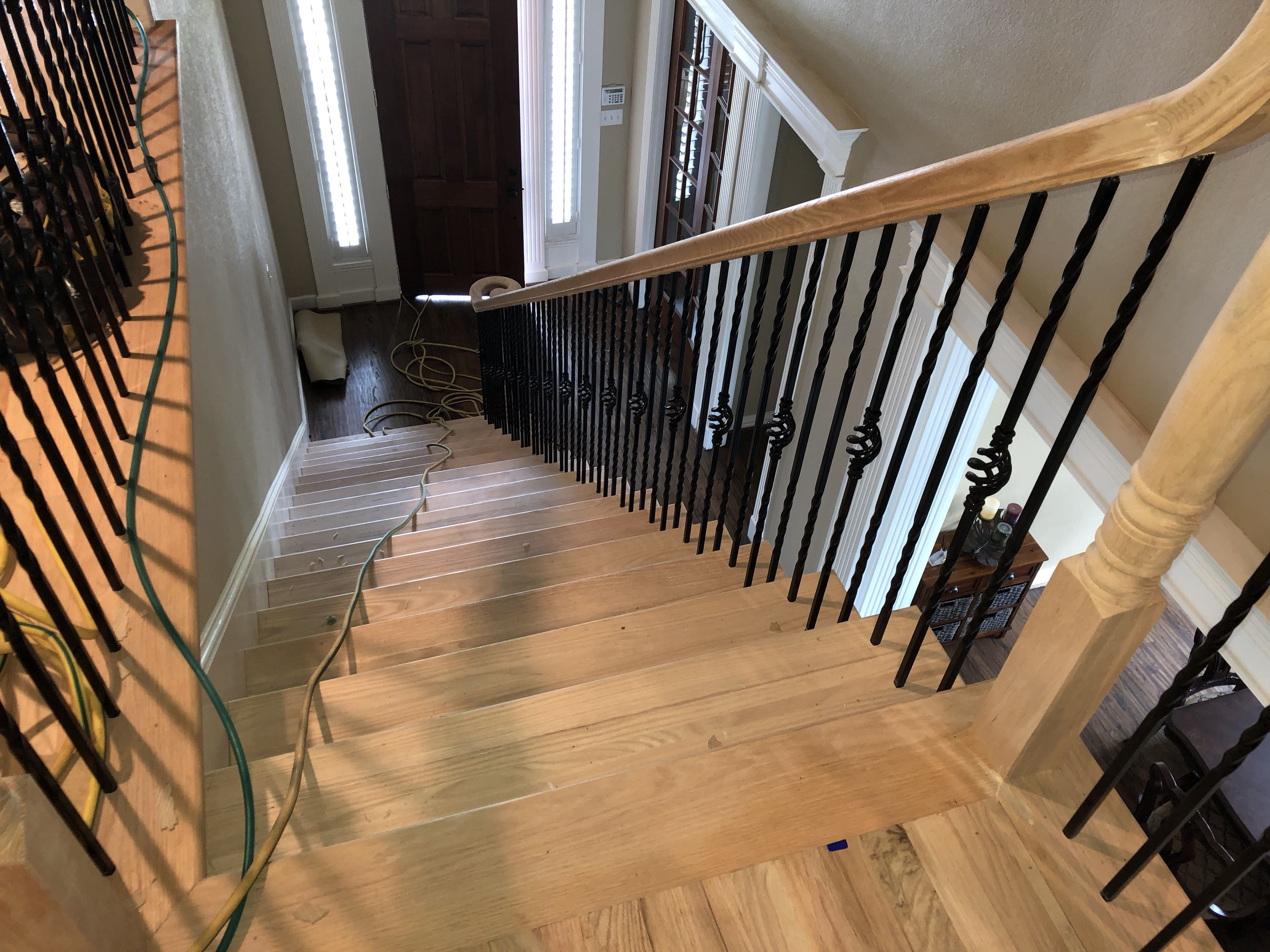 Wood Staircase, Solid Wood, Wooden Ladder, Hardwood, Wooden Stairs