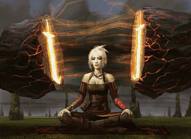Image result for stoneforge mystic art