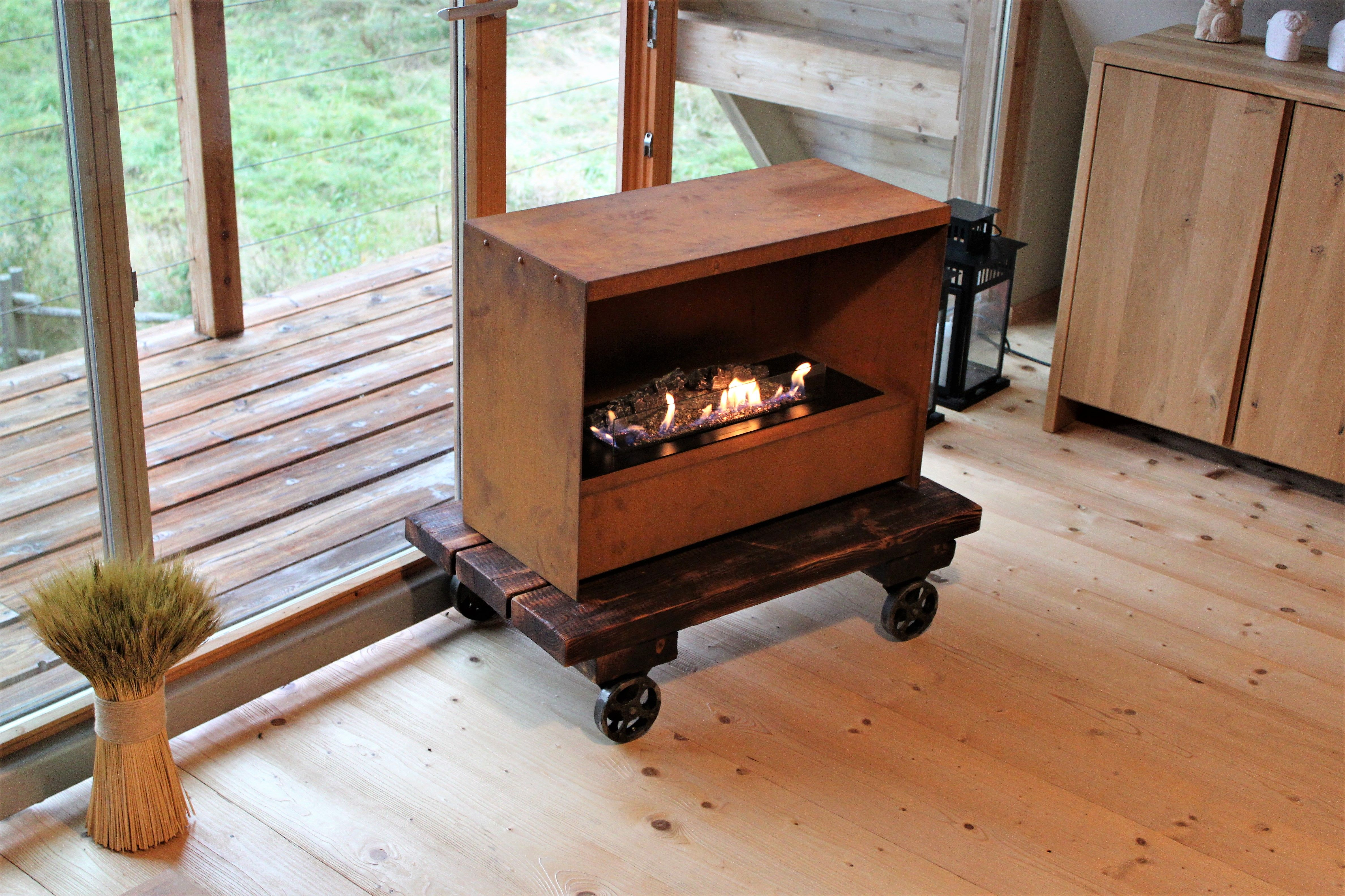 pin by planika fires on steampunk bioethanol loft style fireplace