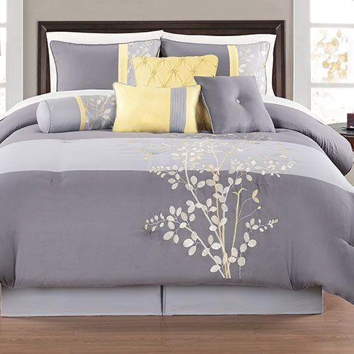Gelbe Tröster 2018 Pinterest Comforters Bedroom Und Bed