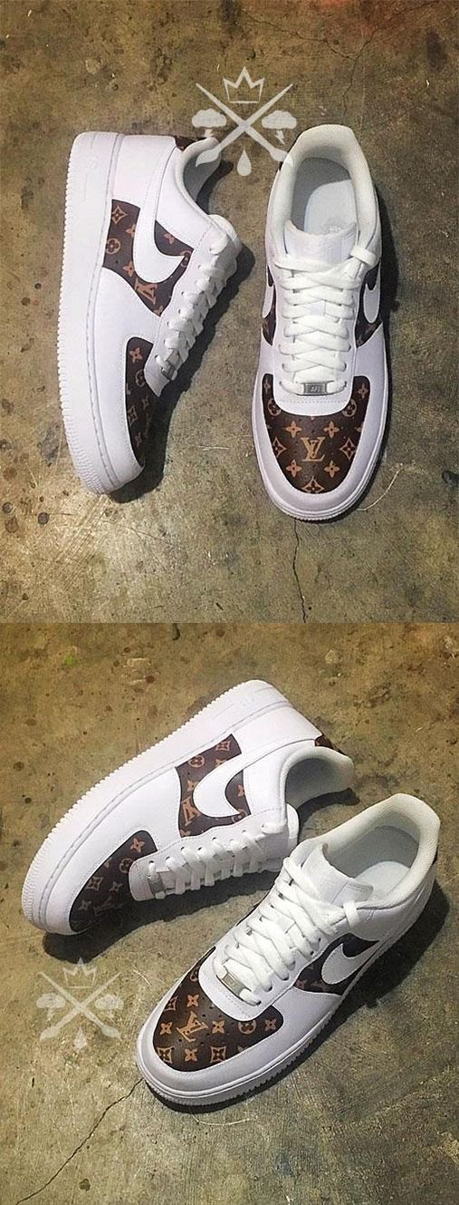 Nike Louis Vuitton LV Air Force 1 One Low top Luxury