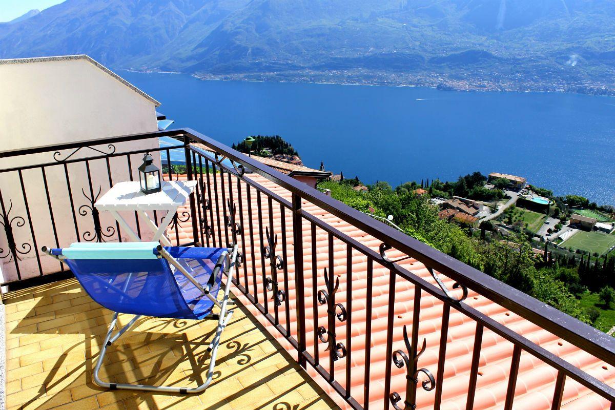 Die Zimmer Hotel Panorama Tremosine Gardasee Panorama Del Garda