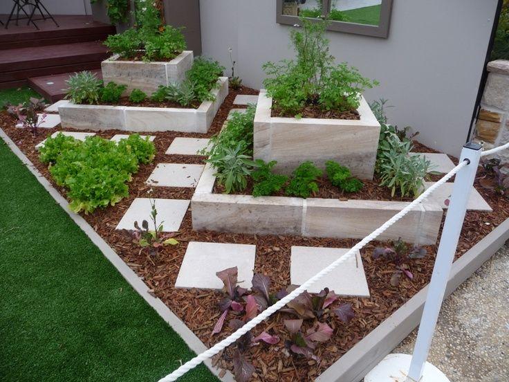 Amazing Pinterest Vegetable Garden Ideas Part - 2: Vegetable-garden-ideas-pinterest-307