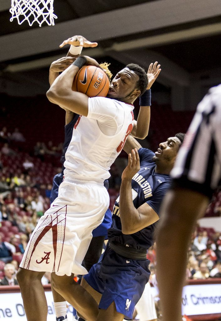 basketball coach cover letter%0A Alabama Basketball G   vs Charleston Southern