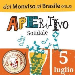 Aperitivo Solidale, Dal Monviso al Brasile Onlus