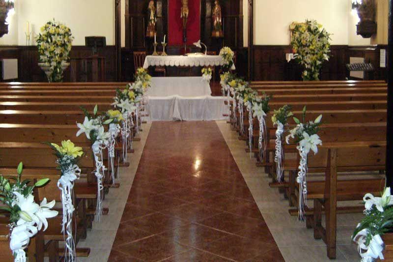 consejos para las flores en la iglesia. los consejos para las flores