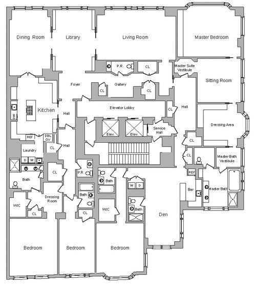 Central Park West Real Estate: Robert De Niro Rents A-Rod's Old Pad In 15 Central Park West