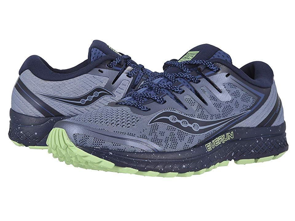 Saucony Guide ISO 2 TR Women's Shoes BlueGreen | Blue shoes