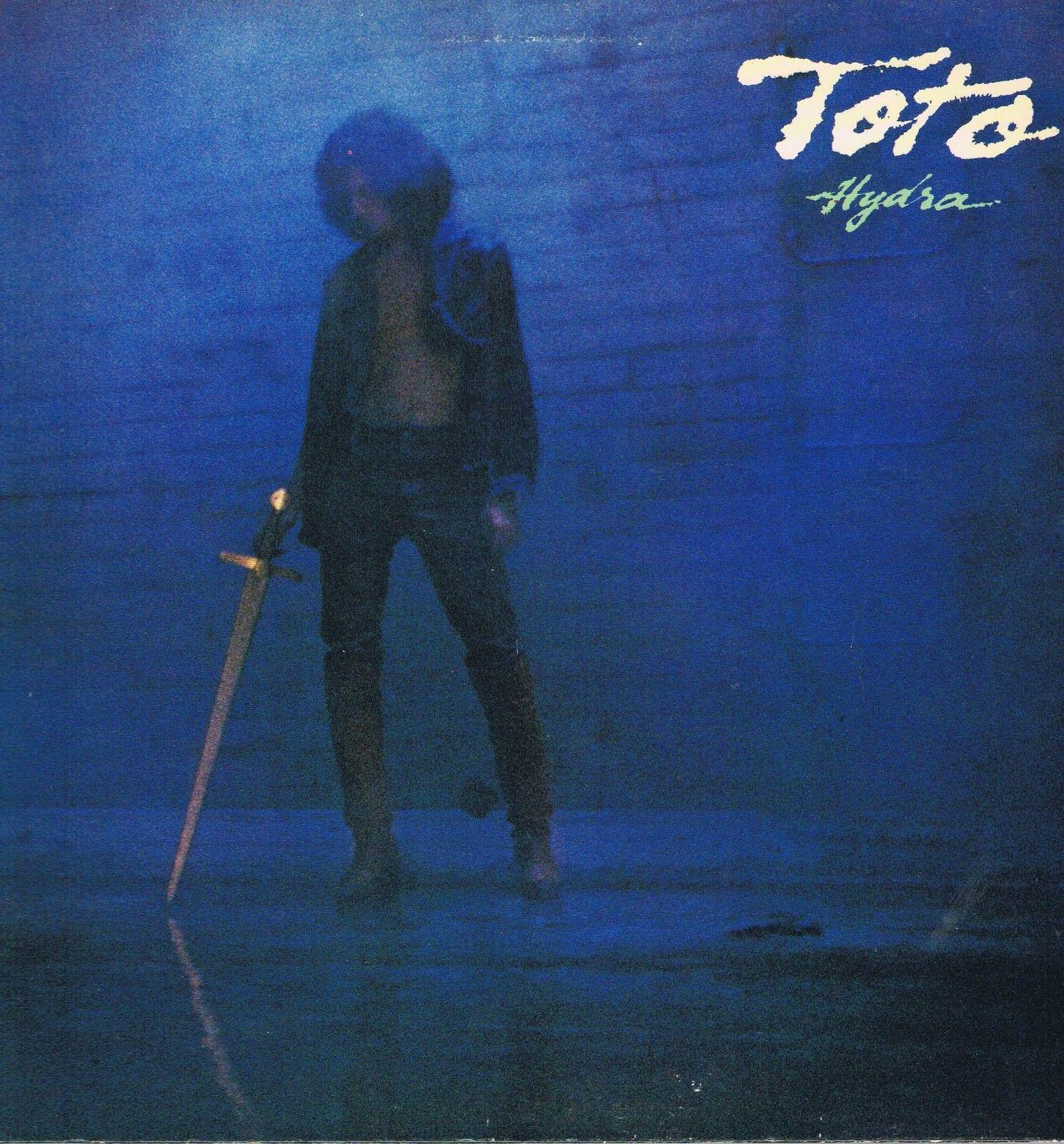 Toto Hydra Pochette Vinyle Vinyle Album