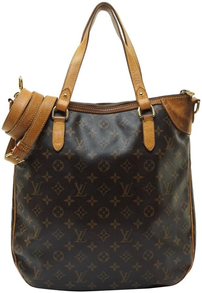 Louis Vuitton | Odeon Gm Hand #7328L55 Brown Cross