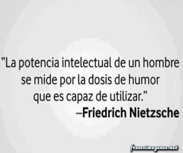 #frases  #sabiduría #filosofía #FriedrichNietzsche