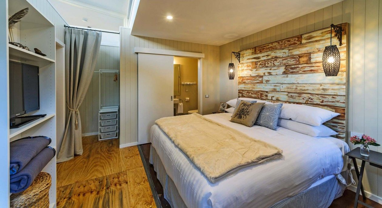 "Master Bedroom Extension Ideas coastal pods wynyard tasmania - ""port"" pod master bedroom with"