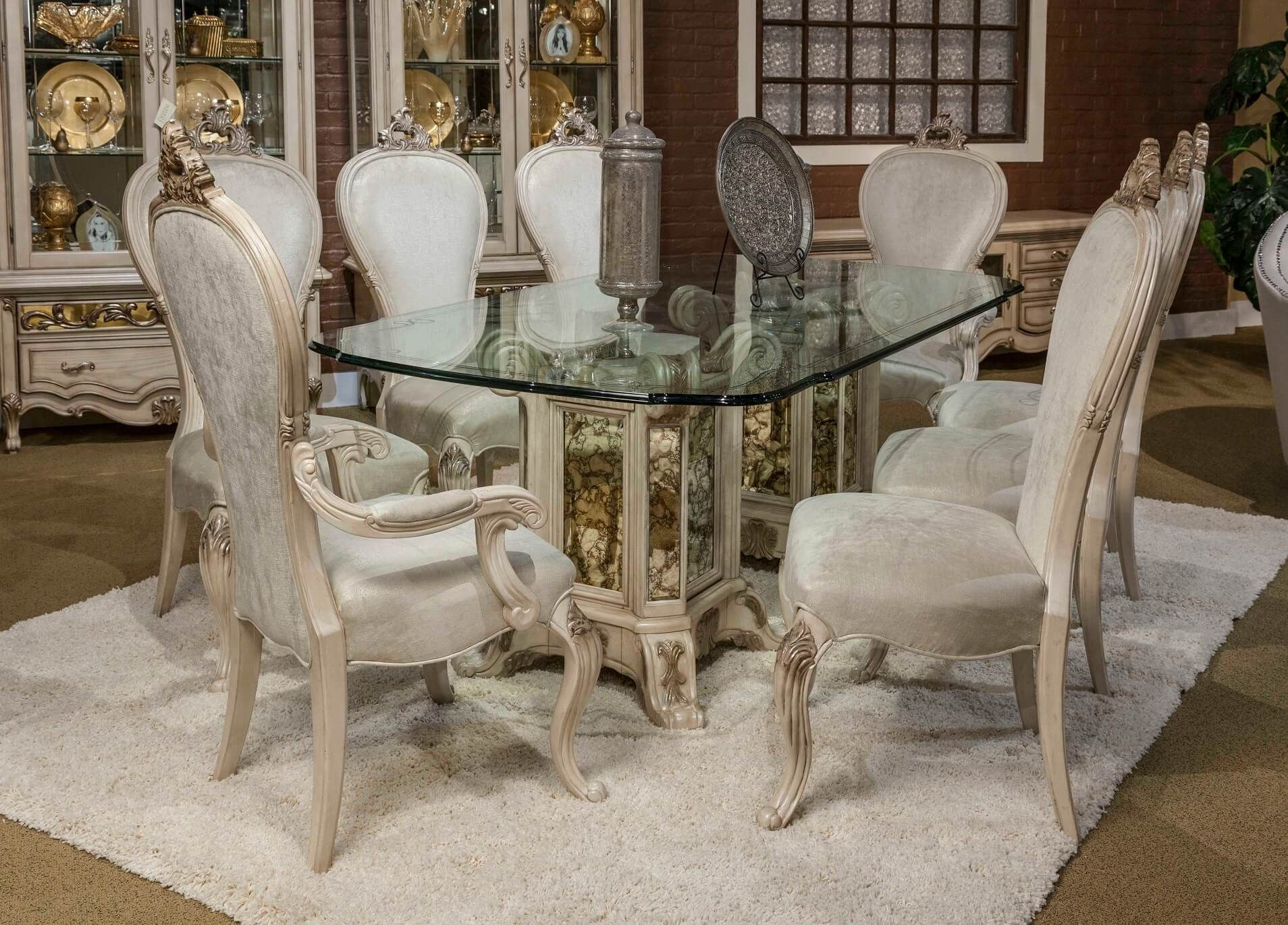 michael panel valencia living comforter livings table whole royale customizable upholstered lite lavelle canopy s dining furniture room hollywood night metallic espresso amini office set aico suite round bedroom platine madrid pc sets collection starry