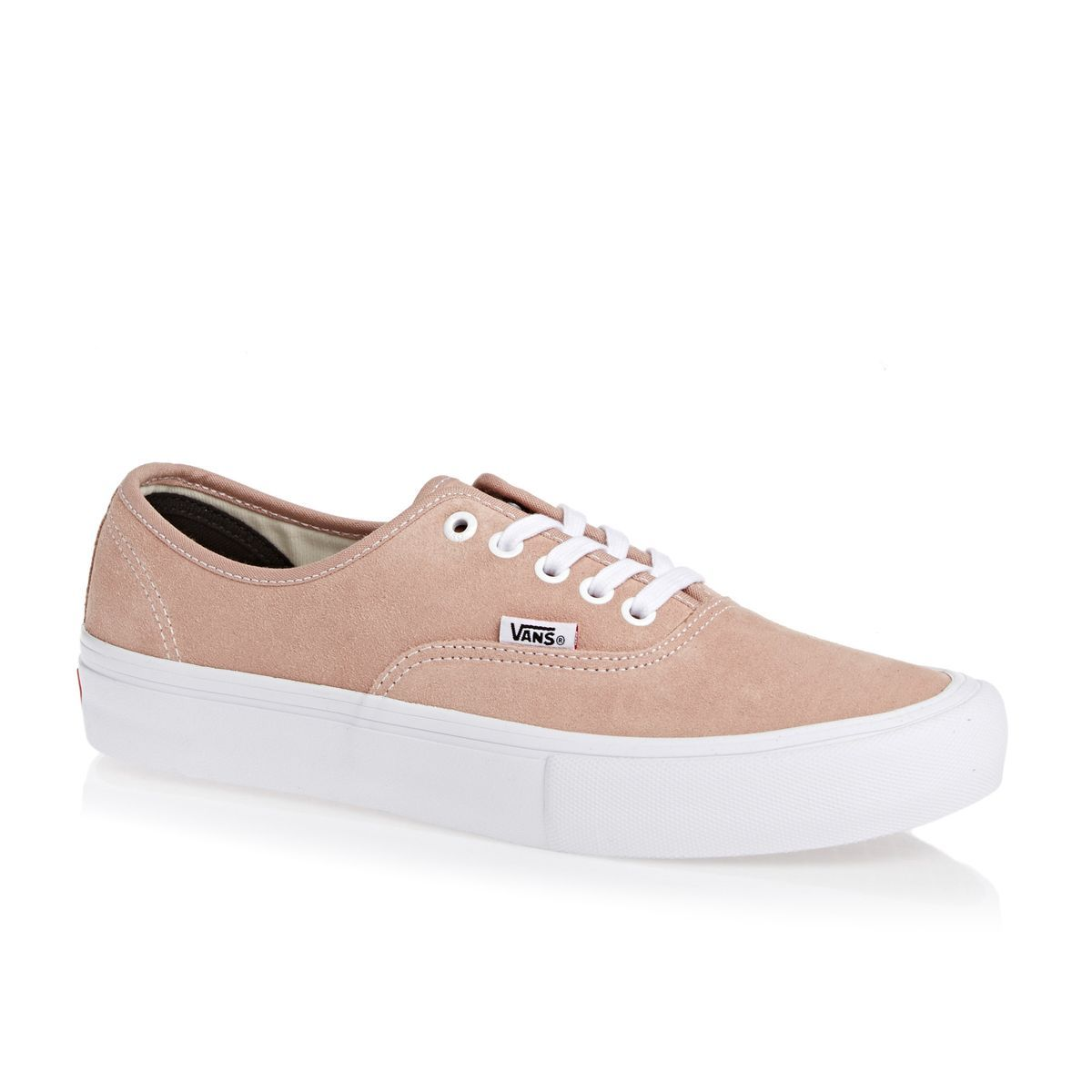 21933f31339 Buy Vans Pro Skate Men s Authentic Pro Skate Shoes Mahogany Rose  White  with great prices at surfdome.us
