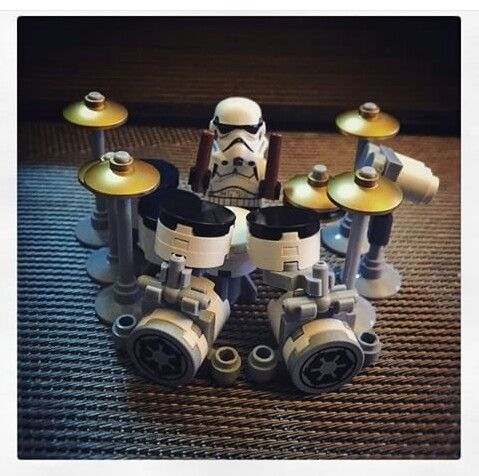 Pin by Kids Hot Toys Store on Lego | Pinterest | Drum kit, Legos and ...